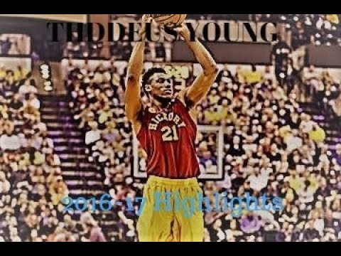 Thaddeus Young 2016-17 Offense Highlights