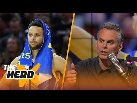 Steph Curry not a top 10 NBA player - Former Cav Dahntay Jones says he isn't | THE HERD