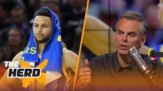 Steph Curry not a top 10 NBA player - Former Cav Dahntay Jones says he isn