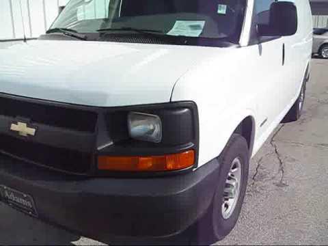 2006 Chevrolet Express 2500 Cargo Van 45K Miles for sale 11995
