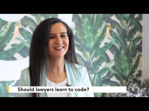 Should Lawyers Learn to Code?