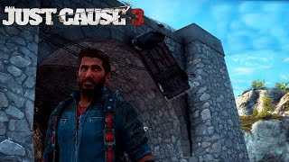 Just Cause 3 - I BLEW THINGS UP