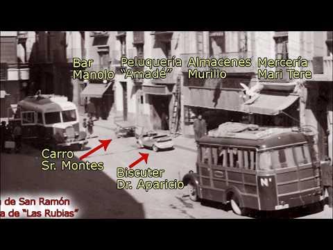 Momentos de la Historia de Barbastro Calle General Ricardos Río Ancho 9ª Parte