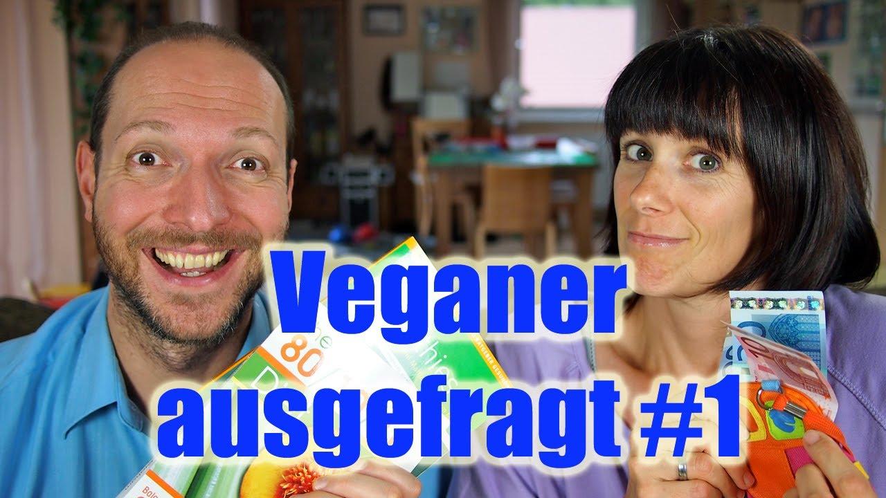 Veganer ausgefragt #1 - 80/10/10, Rohkost, Eisenmangel, B12, Geld [VEGAN]