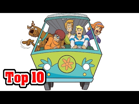 Top 10 BEST Cartoons From The 1970's