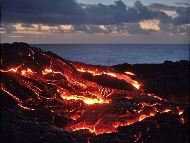 Volcanes, Tipos de erupciones / Volcanoes, erupting types [IGEO.TV]