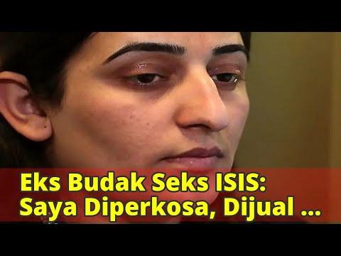 Eks Budak Seks ISIS: Saya Diperkosa, Dijual dari Jihadis ke Jihadis