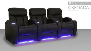 Seatcraft Grenada Home Theater Seating