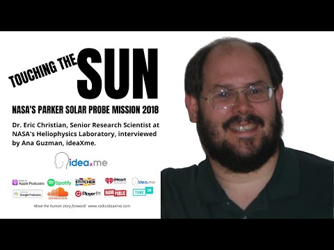 Dr Eric Christian, NASA: Solar probe mission and Solar Eclipse, 21 August 2017