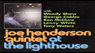 Joe Henderson Quintet - Blue Bossa (Live)