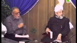 Liqa Ma'al Arab 2 December 1994 Question/Answer English/Arabic Islam Ahmadiyya