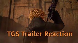 Kingdom Hearts III Tokyo Game Show Trailer  & Box Art Reveal