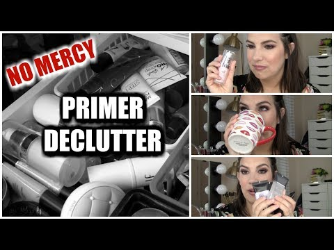 No Mercy PRIMER DECLUTTER! My First! thumbnail