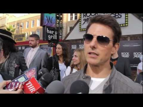 Tom Cruise on Becoming Stacee Jaxx in 'Rock of Ages'