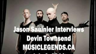 Devin Townsend Interview 2011