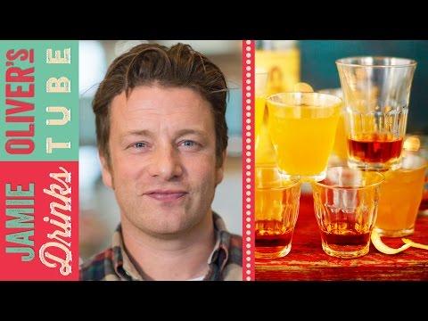 Jamie's Hot Rummy Lemonade  Jamie Oliver & Dexter Fletcher