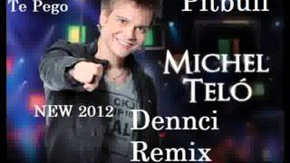 Pitbull feat  Michel Telo   Ai Se Eu Te Pego  Dennci Remix NEW 2012 mp3 wmv