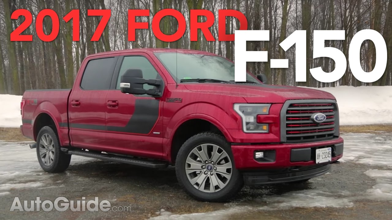 2017 ford f 150 3 5l ecoboost review youtube. Black Bedroom Furniture Sets. Home Design Ideas