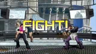 The King Of Fighters 2002 Challenge To Ultimate Battle GGPO Leelloyd (15) VS Ticoo (2)