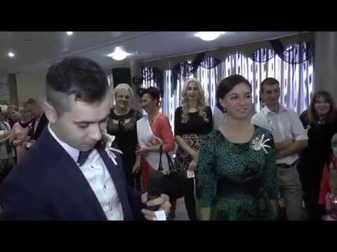 Прикольное поздравление на свадьбу. ч.2 - Видео приколы смотреть