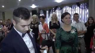 Прикольное поздравление на свадьбу. ч.2