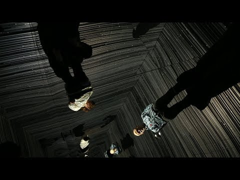 INFINITY ROOM -Temporary Immersive Environment Experiment by
