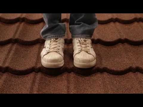 Fixing / Installing Lightweight Roofing: Foot Placement / Walking