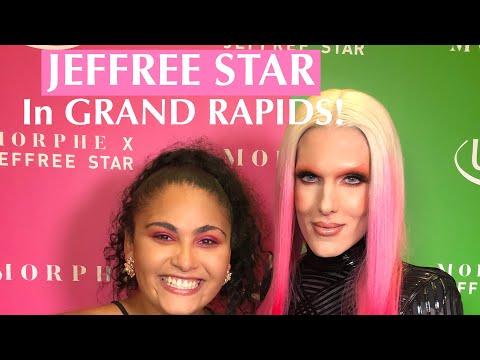 I MET JEFFREE STAR! thumbnail
