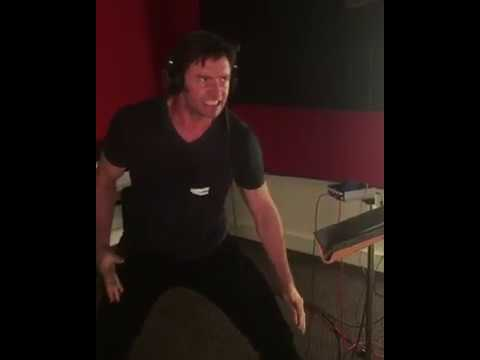 Hugh Jackman has been played in voiceover Wolverine