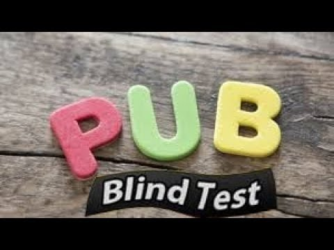 blind test de pub