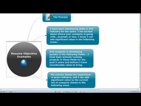 Resume Objective Examples a Pro Career Coach Walks You Through Resume Objective Examples