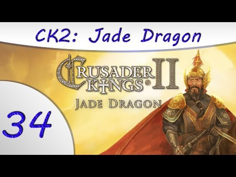 Crusader Kings 2 - Gangavadi - Jade Dragon - 34