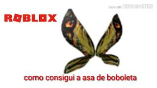 How to win the Roblox Butterfly Wing