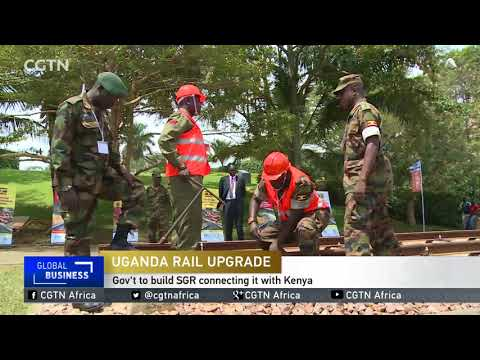 Uganda's military engineers to learn railway construction in China
