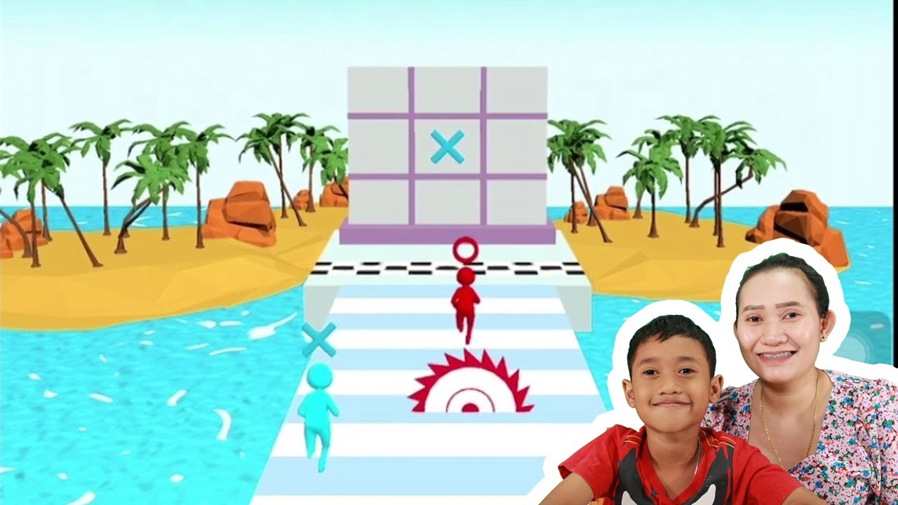 น้องโปรแกรม รีวิวเกมส์ Funland 3D   ภจญภัยกลางทะเลเล่น OX