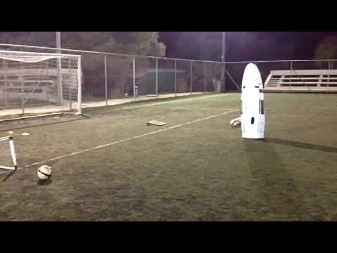 Goalkeeper development training with (AGA) Athens Goalkeepers Academy Greece 2016-2017