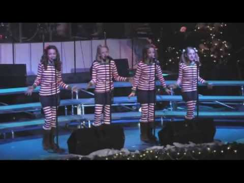 The CCs sing White Christmas