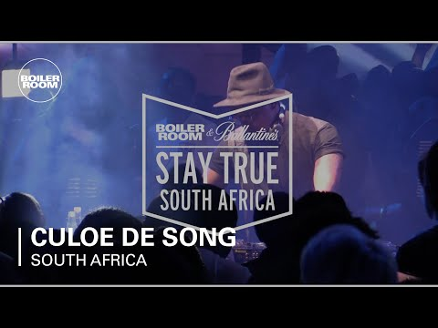 Culoe De Song Boiler Room & Ballantine's Stay True South Africa DJ Set