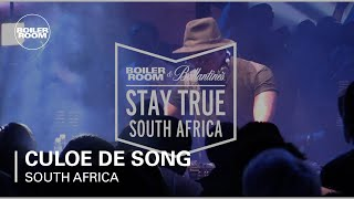 Culoe De Song Boiler Room & Ballantine