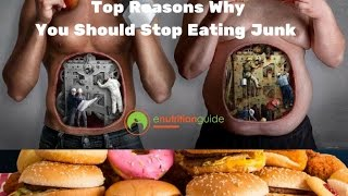 Top Reasons Why You Should Stop Eating Junk Food