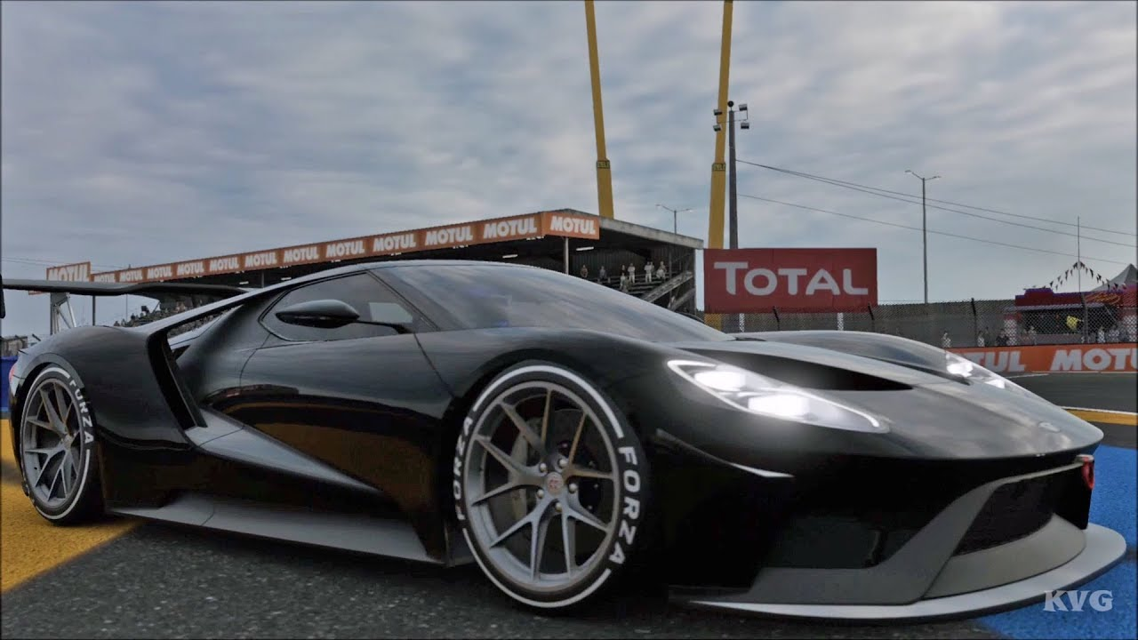 Forza Motorsport  Ford Gt Forza Edition  Test Drive Gameplay Hd Pfps