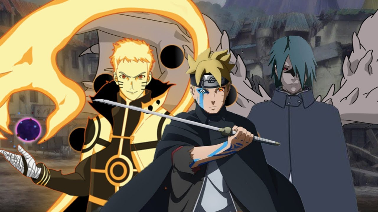 Boruto  Naruto Next Generations U300camv U300d- Breath Of Life