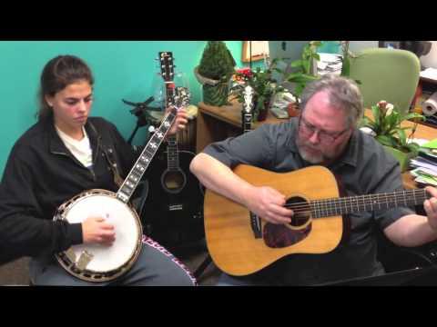 Christmas Banjo Medley