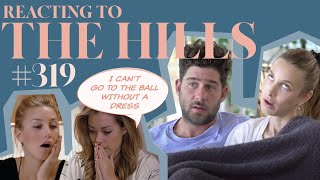Reacting to 'THE HILLS' | S3E19 | Whitney Port