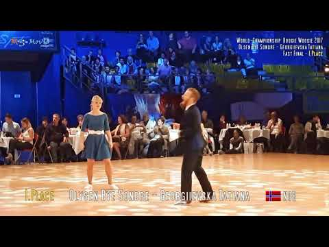 WRRC Boogie-Woogie World Championship 2017 (Place 1 - 3/7)