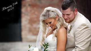Joy & Tristan: Emotional letter brings bride to tears {Cincinnati Wedding Film}
