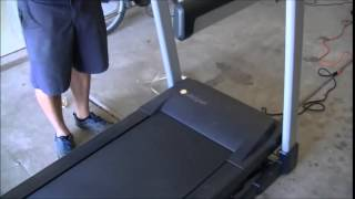 Lifespan TR2000e treadmill review - 2015 model