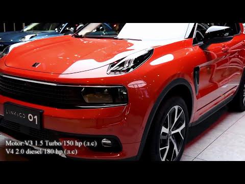 Топ 5 Новых Китайских кроссоверов 2017.Top 5 new Chinese crossovers 2017