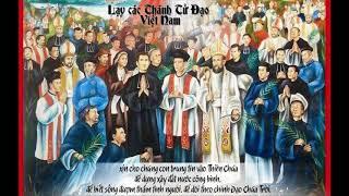 Le Cac Thanh Tu Dao VN  Gx Phu Binh