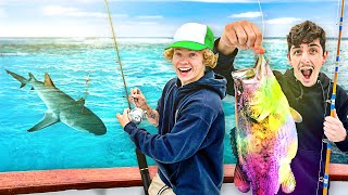 Catch the BIGGEST Fish, Win $10,000 Challenge
